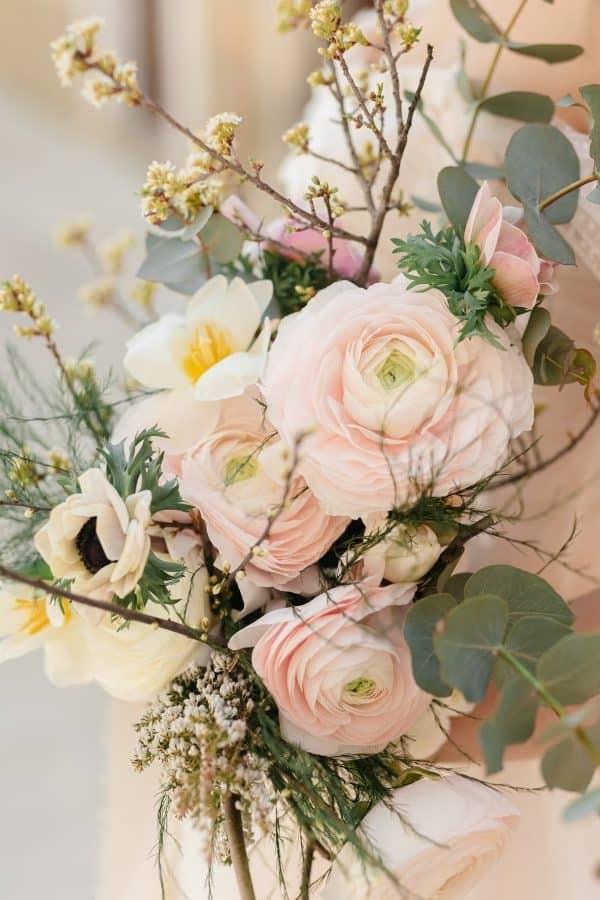 Opušteni buket cvijeća